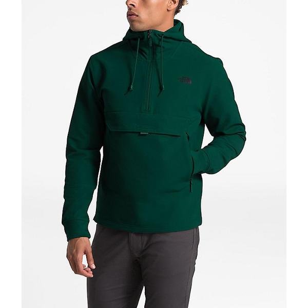 【クーポンで最大2000円OFF】(取寄)ノースフェイス メンズ テクノ リッジ フーディ The North Face Men's Tekno Ridge Hoodie Night Green
