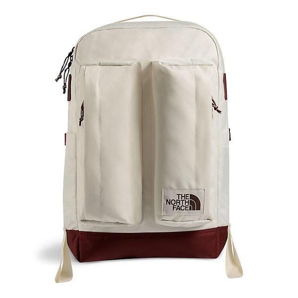 (取寄)ノースフェイス クレバス パック The North Face Crevasse Pack Vintage White / Sequoia Red