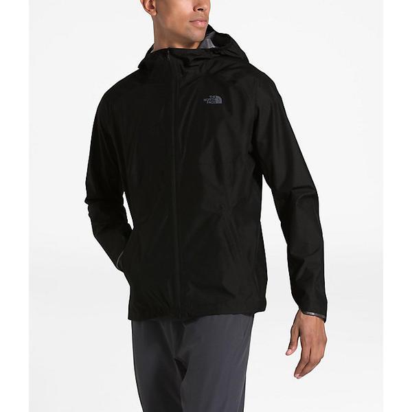 【クーポンで最大2000円OFF】(取寄)ノースフェイス メンズ エッセンシャル H2O ジャケット The North Face Men's Essential H2O Jacket TNF Black