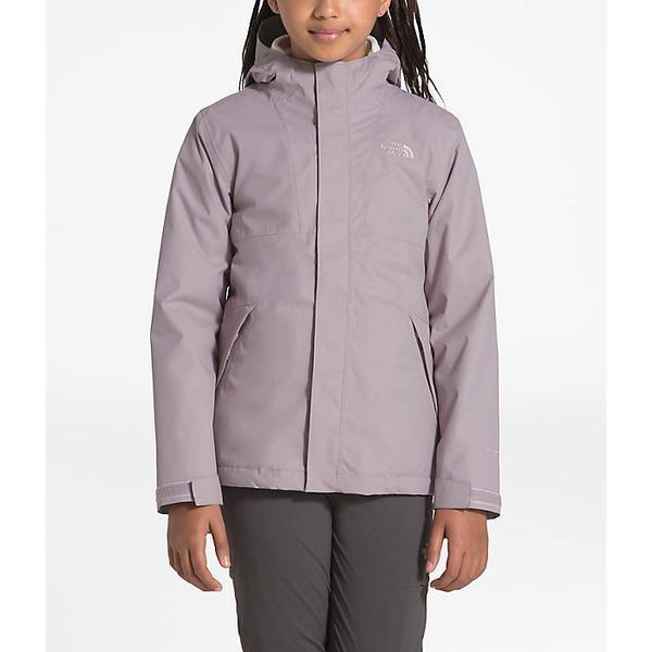 (取寄)ノースフェイス ガールズ マウント ビュー トリクライメイト ジャケット The North Face Girls' Mt. View Triclimate Jacket Ashen Purple