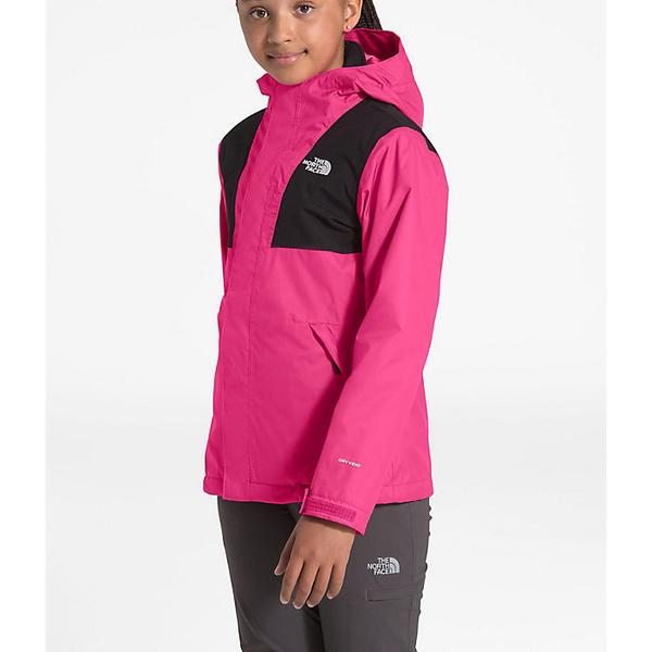 (取寄)ノースフェイス ガールズ マウント ビュー トリクライメイト ジャケット The North Face Girls' Mt. View Triclimate Jacket Mr. Pink