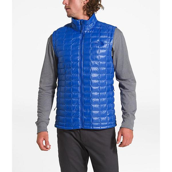 【クーポンで最大2000円OFF】(取寄)ノースフェイス メンズ サーモボール エコ ベスト The North Face Men's ThermoBall Eco Vest TNF Blue