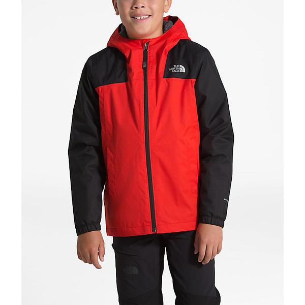【クーポンで最大2000円OFF】(取寄)ノースフェイス ボーイズ ウォーム ストーム ジャケット The North Face Boys' Warm Storm Jacket Fiery Red