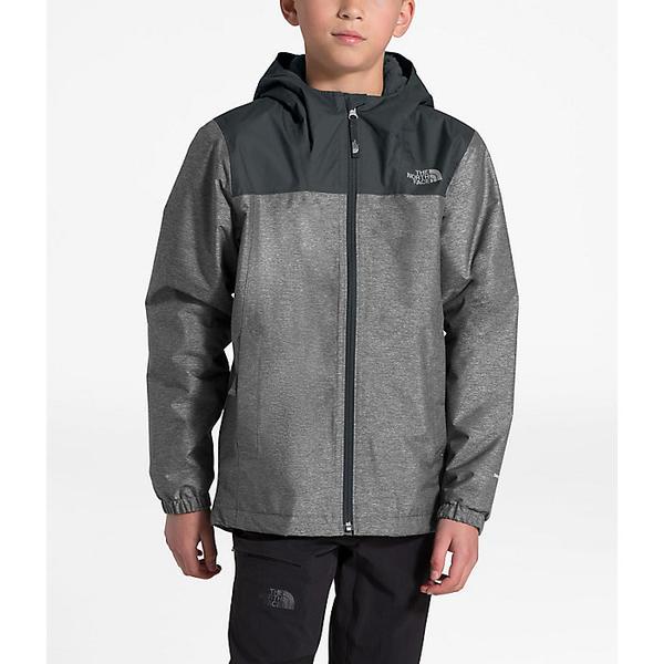(取寄)ノースフェイス ボーイズ ウォーム ストーム ジャケット The North Face Boys' Warm Storm Jacket TNF Medium Grey Heather