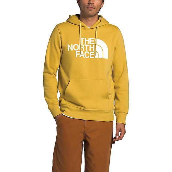 (取寄)ノースフェイス メンズ ハーフ ドーム フル ジップ フーディ The North Face Men's Half Dome Full Zip Hoodie Bamboo Yellow