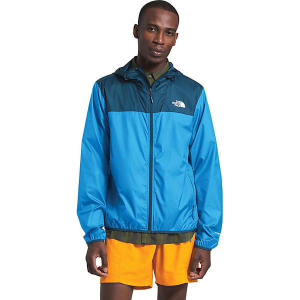 (取寄)ノースフェイス メンズ サイクロン 2 フーディ The North Face Men's Cyclone 2 Hoodie Blue Wing Teal / Clear Lake Blue