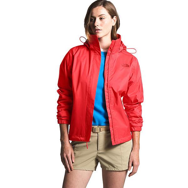 (取寄)ノースフェイス レディース リゾルブ 2 ジャケット The North Face Women's Resolve 2 Jacket Cayenne Red / Cayenne Red