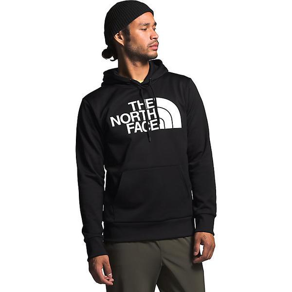 (取寄)ノースフェイス メンズ サージェント ハーフ ドーム PO フーディ The North Face Men's Surgent Half Dome PO Hoodie TNF Black