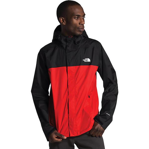 (取寄)ノースフェイス メンズ ベンチャー 2 ジャケット The North Face Men's Venture 2 Jacket Fiery Red / TNF Black / TNF White