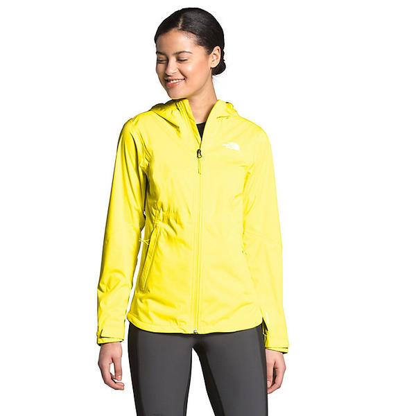 【クーポンで最大2000円OFF】(取寄)ノースフェイス レディース オールプルーフ ストレッチ ジャケット The North Face Women's Allproof Stretch Jacket TNF Lemon