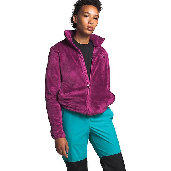 (取寄)ノースフェイス レディース オシト ハイブリット フル ジップ ジャケット The North Face Women's Osito Hybrid Full Zip Jacket Wild Aster Purple