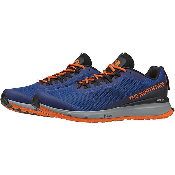 (取寄)ノースフェイス メンズ ウルトラ スウィフト シューズ The North Face Men's Ultra Swift Shoe Nautical Blue / TNF Black
