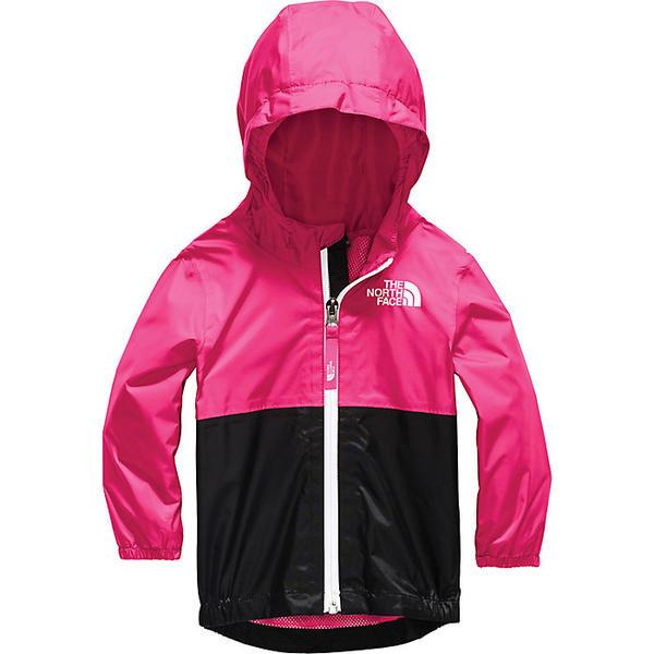 (取寄)ノースフェイス インファント ジップライン レイン ジャケット The North Face Infant Zipline Rain Jacket Mr. Pink
