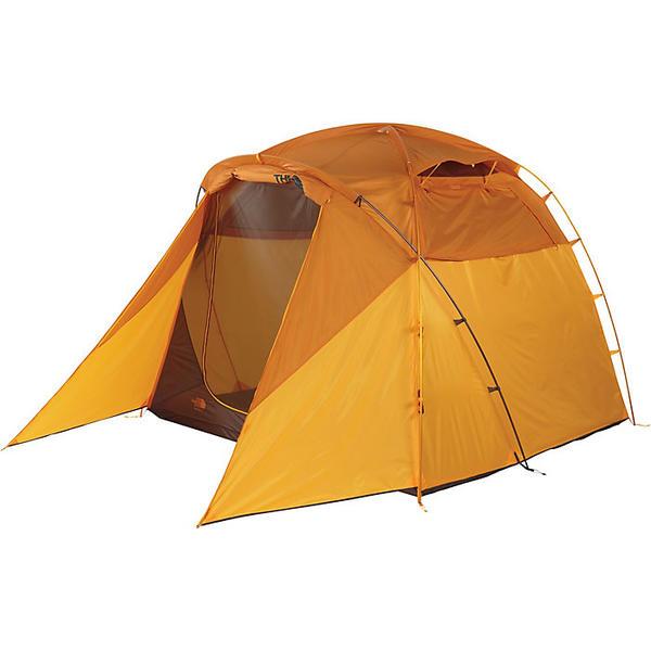 (取寄)ノースフェイス ワウォナ 4 テント The North Face Wawona 4 Tent Golden Oak / Saffron Yellow