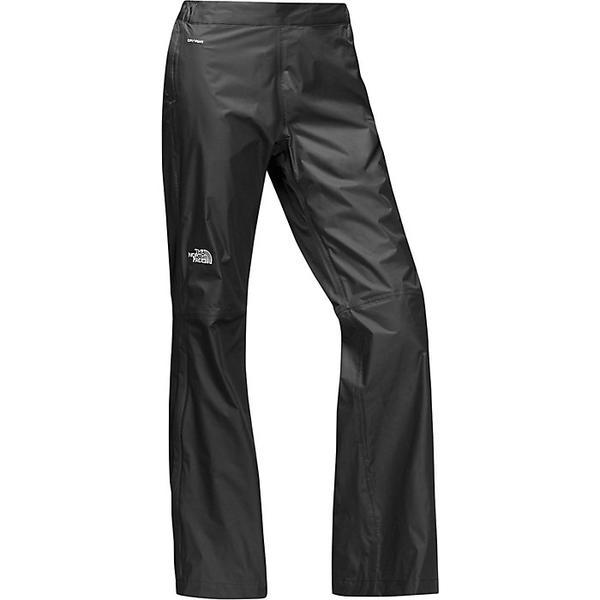 【クーポンで最大2000円OFF】(取寄)ノースフェイス レディース ベンチャー 2 ハーフ ジップ パンツ The North Face Women's Venture 2 Half Zip Pant TNF Black
