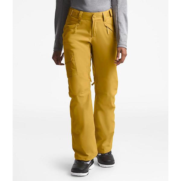 【クーポンで最大2000円OFF】(取寄)ノースフェイス レディース フリーダム インスレート パンツ The North Face Women's Freedom Insulated Pant Golden Spice