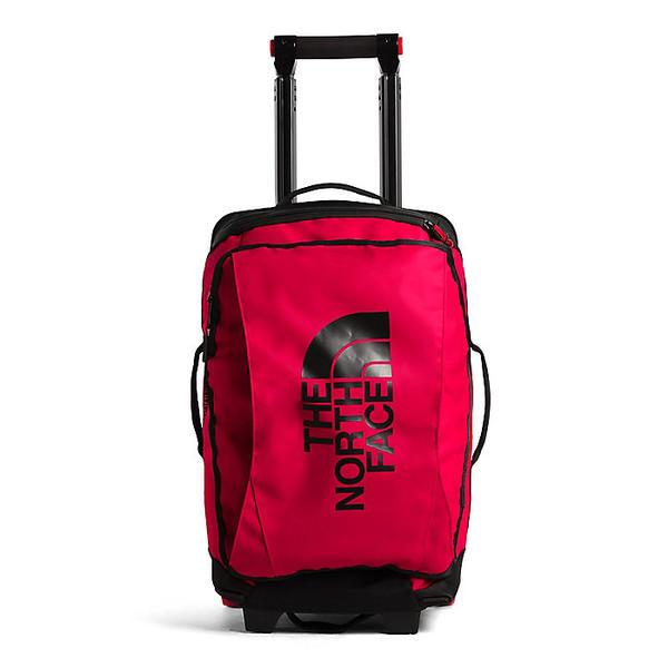 (取寄)ノースフェイス ローリング サンダー 22イン ホイールド ラゲージ The North Face Rolling Thunder 22IN Wheeled Luggage TNF Red / TNF Black