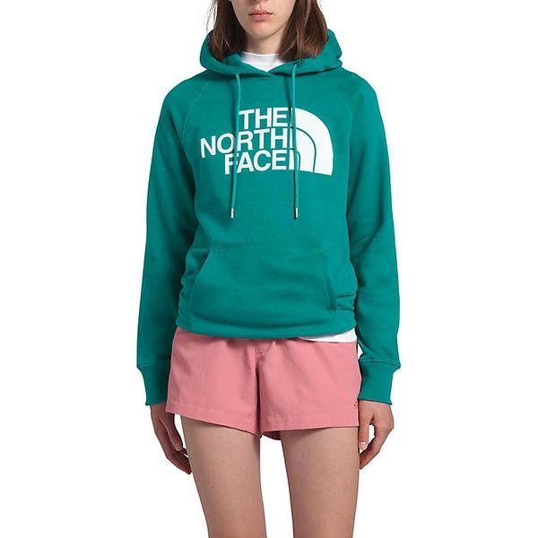 (取寄)ノースフェイス レディース ハーフ ドーム プルオーバー フーディ The North Face Women's Half Dome Pullover Hoodie Jaiden Green