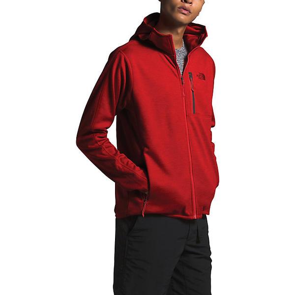 【クーポンで最大2000円OFF】(取寄)ノースフェイス メンズ キャニオンランズ フーディ The North Face Men's Canyonlands Hoodie Pompeian Red Heather