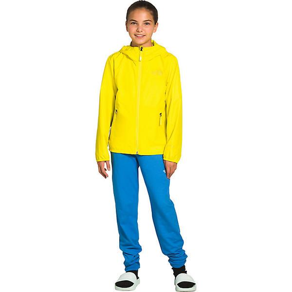 (取寄)ノースフェイス ユース フラーリー ウィンド フーディ The North Face Youth Flurry Wind Hoodie TNF Lemon