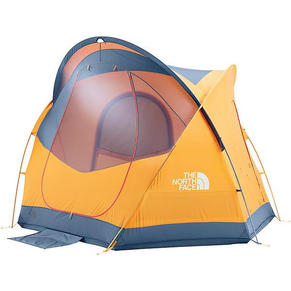 (取寄)ノースフェイス ホームステッド スーパー ドーム 4 パーソン テント The North Face Homestead Super Dome 4 Person Tent Sunbaked Red / Shady Blue