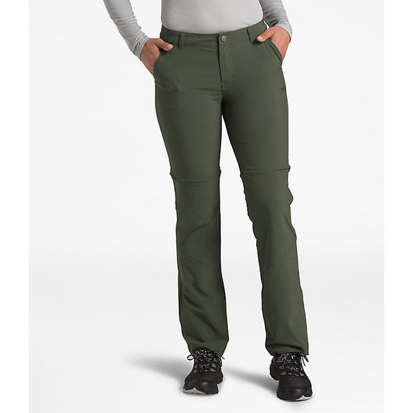(取寄)ノースフェイス レディース パラマウント コンバーチブル パンツ The North Face Women's Paramount Convertible Pant New Taupe Green