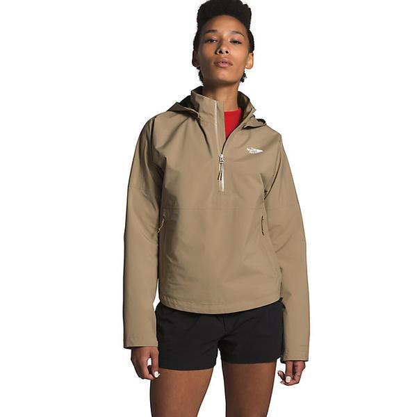 (取寄)ノースフェイス レディース アーク アクティブ トレイル フューチャーライト ジャケット The North Face Women's Arque Active Trail FUTURELIGHT Jacket Kelp Tan