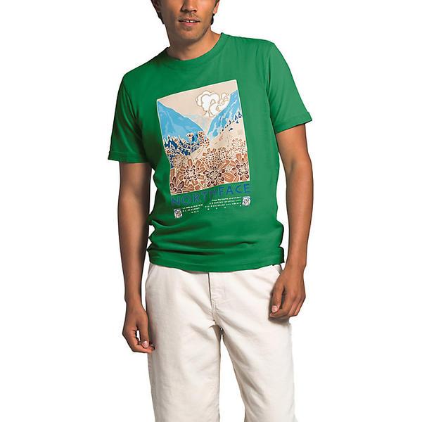 The North Face ノースフェイス メール便対応 驚きの価格が実現 Tシャツ シャツ インナー カットソー ブランド カジュアル ストリート アウトドア スポーツ 取寄 Green 価格 交渉 送料無料 Sullivan ティー Berkeley Men's クーポンで最大2000円OFF Wash バークレー Tee SS 大きいサイズ メンズ