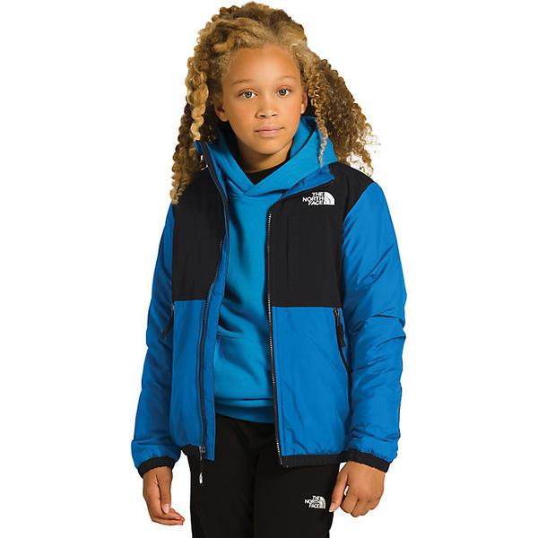 【クーポンで最大2000円OFF】(取寄)ノースフェイス ユース バランス ロック ライト インスレート ジャケット The North Face Youth Balanced Rock Light Insulated Jacket Clear Lake Blue