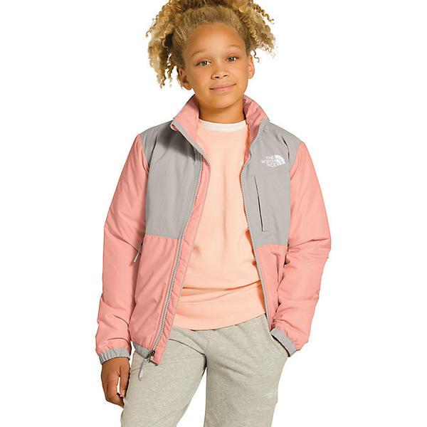 【クーポンで最大2000円OFF】(取寄)ノースフェイス ユース バランス ロック ライト インスレート ジャケット The North Face Youth Balanced Rock Light Insulated Jacket Impatiens Pink