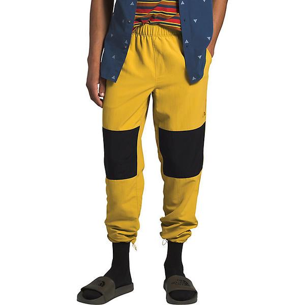 (取寄)ノースフェイス メンズ クラス V パンツ The North Face Men's Class V Pant Bamboo Yellow / TNF Black