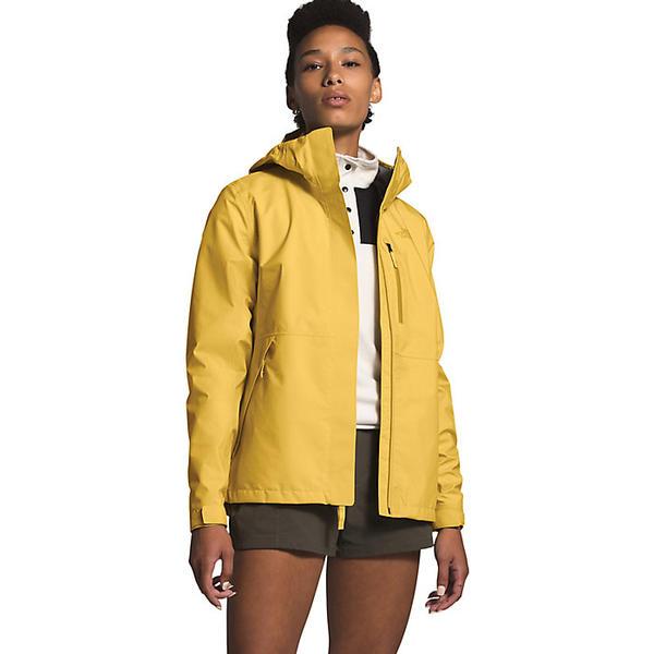 (取寄)ノースフェイス レディース ドリズル フューチャーライト ジャケット The North Face Women's Dryzzle FUTURELIGHT Jacket Bamboo Yellow