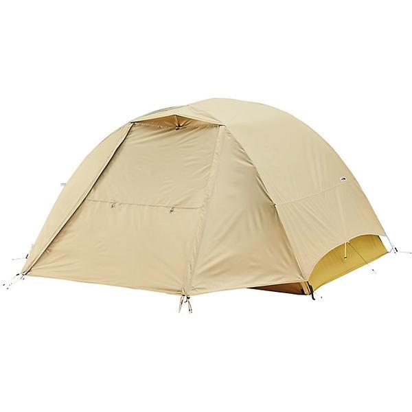 【クーポンで最大2000円OFF】(取寄)ノースフェイス エコ トレイル 3 パーソン テント The North Face Eco Trail 3 Person Tent Stinger Yellow / Meridian Blue