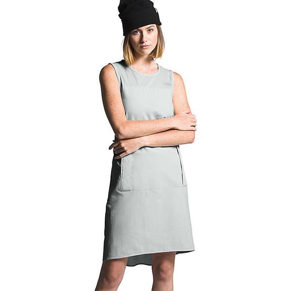 (取寄)ノースフェイス レディース エクスプロア シティ バンジー ドレス The North Face Women's Explore City Bungee Dress Tin Grey
