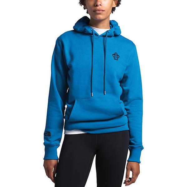 (取寄)ノースフェイス レディース ミニ カルチャー プルオーバー フーディ The North Face Women's Mini Culture Pullover Hoodie Clear Lake Blue