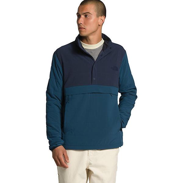 (取寄)ノースフェイス メンズ マウンテン スウェットシャツ 3.0 アノラック The North Face Men's Mountain Sweatshirt 3.0 Anorak Urban Navy / Blue Wing Teal