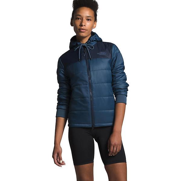 (取寄)ノースフェイス レディース パーディー インスレート ジャケット The North Face Women's Pardee Insulated Jacket Shady Blue / Urban Navy