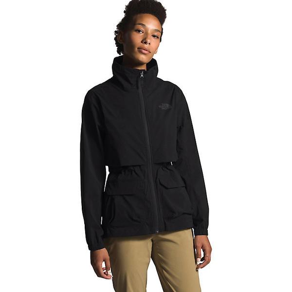 【クーポンで最大2000円OFF】(取寄)ノースフェイス レディース サイトシーア 2 ジャケット The North Face Women's Sightseer II Jacket TNF Black