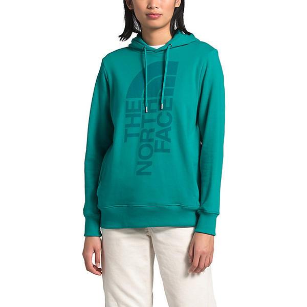 (取寄)ノースフェイス レディース トリバート プルオーバー フーディ The North Face Women's Trivert Pullover Hoodie Jaiden Green