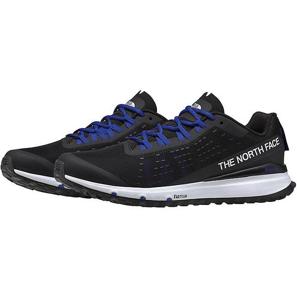 【クーポンで最大2000円OFF】(取寄)ノースフェイス メンズ ウルトラ スウィフト シューズ The North Face Men's Ultra Swift Shoe TNF Black / TNF Blue