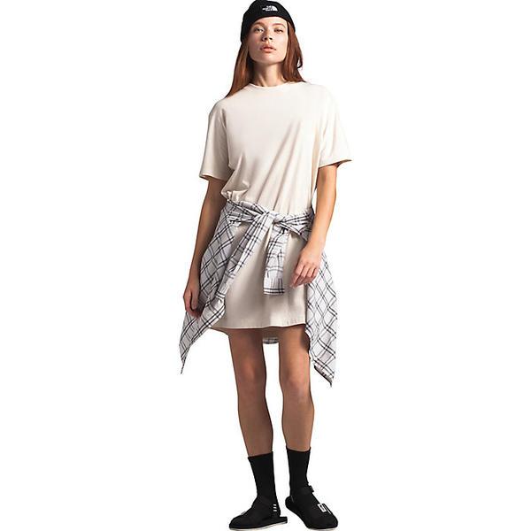 (取寄)ノースフェイス レディース ウッドサイド ヘンプ ティー ドレス The North Face Women's Woodside Hemp Tee Dress Raw Undyed