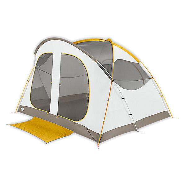 (取寄)ノースフェイス カイジュー 6 テント The North Face Kaiju 6 Tent Arrowwood Yellow / Monument Grey