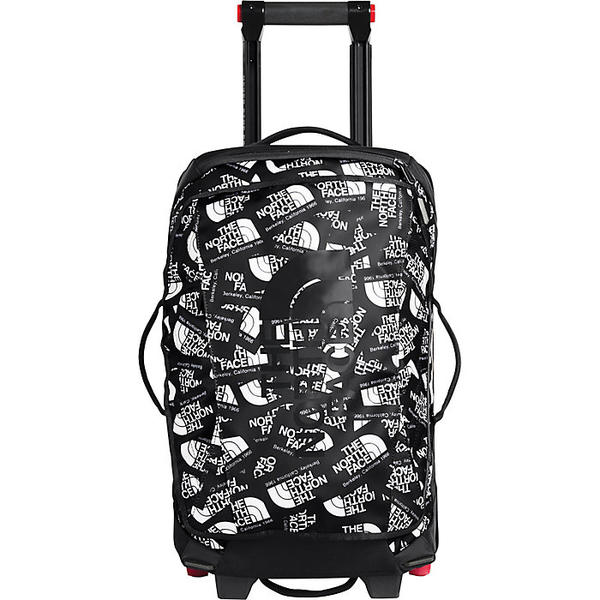 【エントリーでポイント5倍】(取寄)ノースフェイス ローリング サンダー 22イン ホイールド ラゲージ The North Face Rolling Thunder 22IN Wheeled Luggage TNF Black Label Toss Print / TNF Black