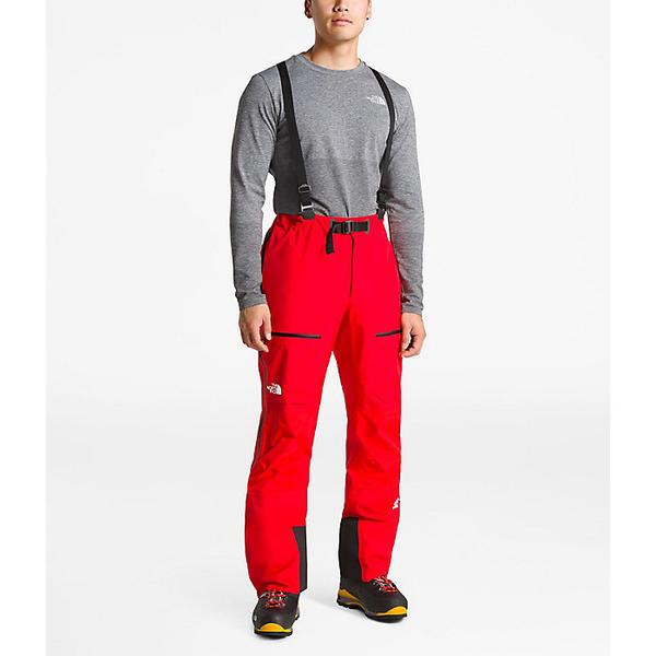 (取寄)ノースフェイス メンズ サミット L5 ゴアテックス プロ パンツ The North Face Men's Summit L5 GTX Pro Pant Fiery Red