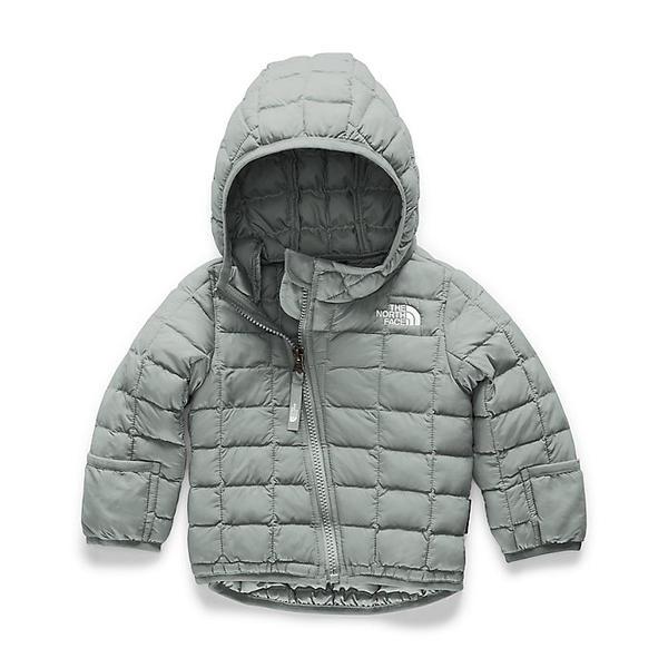 (取寄)ノースフェイス インファント サーモボール エコ フーディ The North Face Infant ThermoBall Eco Hoodie Meld Grey