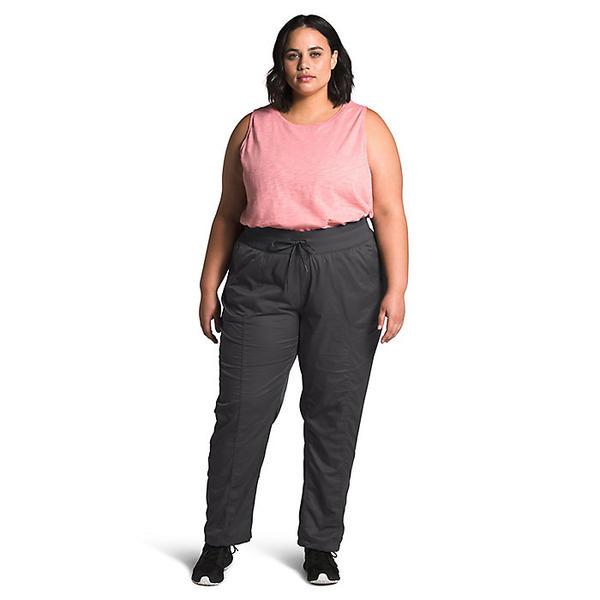 (取寄)ノースフェイス レディース アフロディーテ モーション プラス パンツ The North Face Women's Aphrodite Motion Plus Pant Graphite Grey