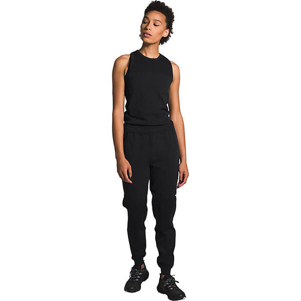 (取寄)ノースフェイス レディース イーニット ミッドライズ ジョガー The North Face Women's E-Knit Mid-Rise Jogger TNF Black