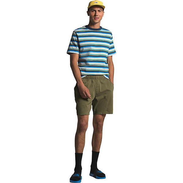 (取寄)ノースフェイス メンズ マリナ プルオン 7 インチ ショット The North Face Men's Marina Pull-On 7 Inch Short Burnt Olive Green