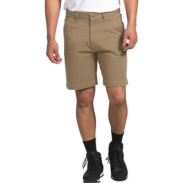 (取寄)ノースフェイス メンズ モーション 9 インチ ショット The North Face Men's Motion 9 Inch Short Kelp Tan