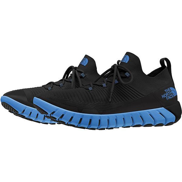 【クーポンで最大2000円OFF】(取寄)ノースフェイス メンズ オシレイト シュー The North Face Men's Oscilate Shoe TNF Black / Clear Lake Blue